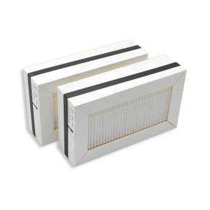 Ersatzfilter-Set für ZL 105 HA / HAC (2 Stk.)
